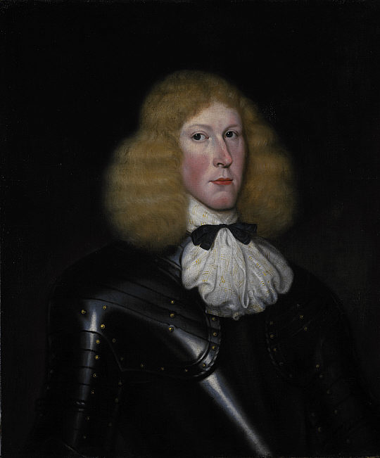 Captain Robert Campbell, 5th Laird of Glenlyon 1