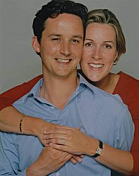 Torquhil Campbell and Eleanor Cadbury Official Engagement Photo